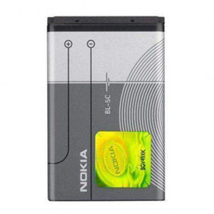 New Original Nokia BL-5C Battery - Batteries