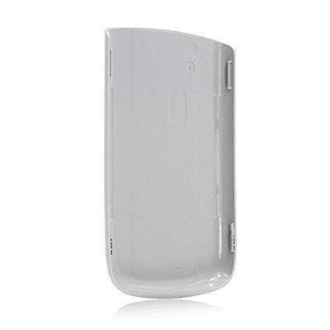 Image of New Original Blackberry 9700 9780 White Battery Replacement Door Cover - Battery Covers