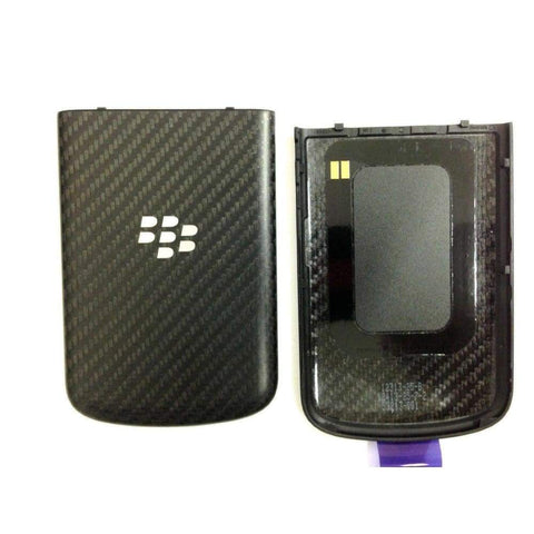 New Original Blackberry Q10 Black Battery Replacement Door Cover - Battery Covers