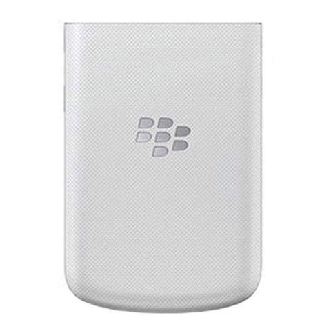 Image of New Original Blackberry Q10 White Battery Replacement Door Cover - Battery Covers