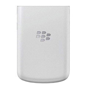 New Original Blackberry Q10 White Battery Replacement Door Cover - Battery Covers