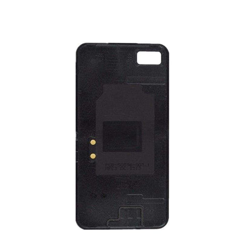 New Original Blackberry Z10 Black Battery Replacement Door Cover with NFC - Battery Covers