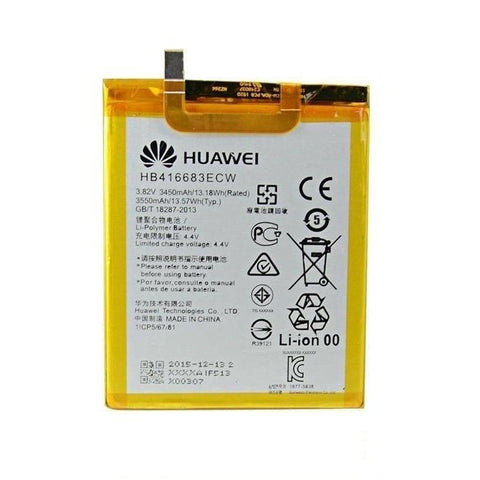 New Original Huawei Nexus 6P Battery HB416683ECW 3450 mAh + Free Tools - Batteries