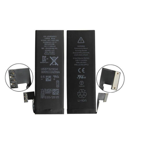 Image of New Replacement 1440 mAh Li-on Battery + Tools for iPhone 5 A1428 A1429 A1442 - Batteries