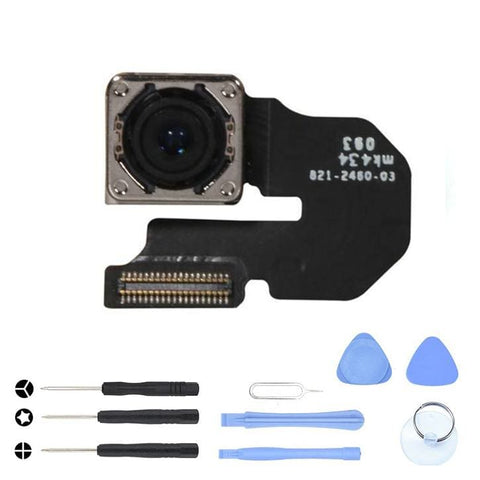Image of New Replacement 8MP Back Rear Camera module for iPhone 6 A1549 A1586 A1589 - With Tool Kit - Cameras