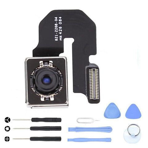 Image of New Replacement 8MP Back Rear Camera module for iPhone 6 Plus A1522 A1524 A1593 - With Tool Kit - Cameras
