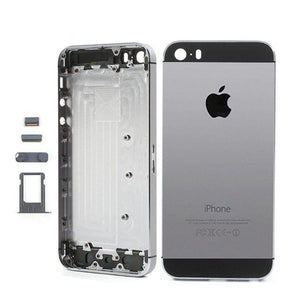 New Replacement iPhone 5S Back Housing Mid Frame Assembly - Gray - Housing Assembly