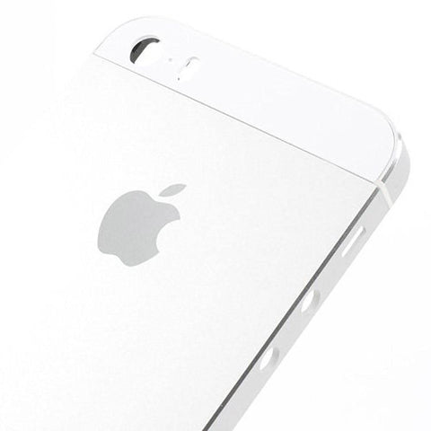 New Replacement iPhone 5S Back Housing Mid Frame Assembly - Silver - Housing Assembly