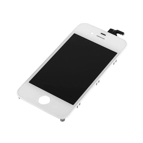Image of New Touch Screen LCD Digitizer Replacement Assembly for iPhone 4S - White - LCDs & Digitizers