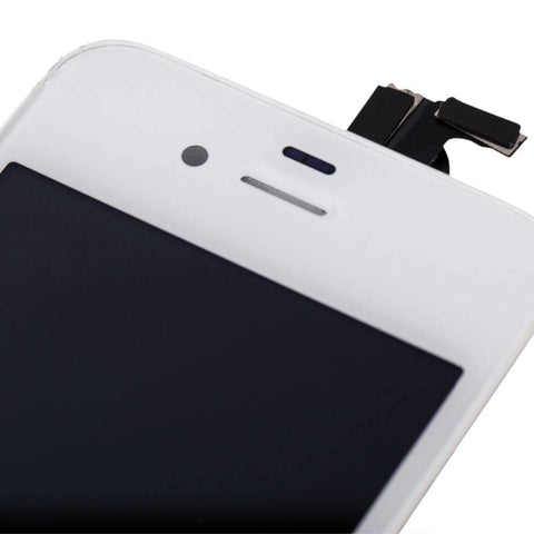 New Touch Screen LCD Digitizer Replacement Assembly for iPhone 4S - White - LCDs & Digitizers