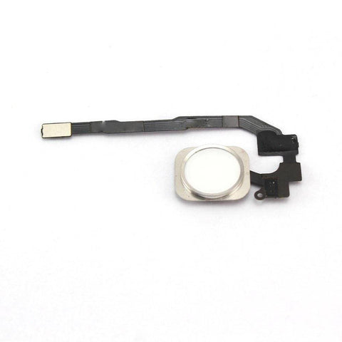 New White Home Button flex cable Assembly for the iPhone 5S SE - Home Button