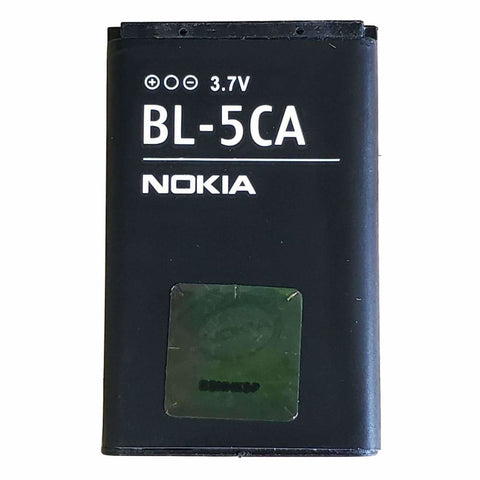 Nokia OEM Battery BL-5CA for 1112 1116 1200 1208 1208b 1209 1680 1681 1682 2322 - Batteries