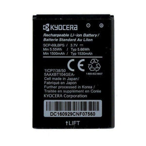 OEM Kyocera SCP-69LBPS Replacement Battery 1500mAh for DuraXTP DuraXE DuraXA - Batteries
