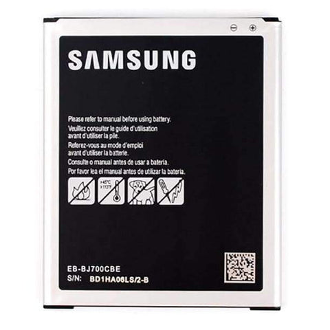 Samsung Galaxy J7 battery Capacity: 3000 mAh Model: EB-BJ700CBE - Batteries
