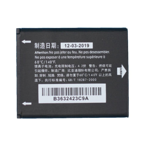 Image of Original Alcatel CAB3120000C1 Battery for 510A OT-800 OT-880A OT-710D OT-768T - Batteries
