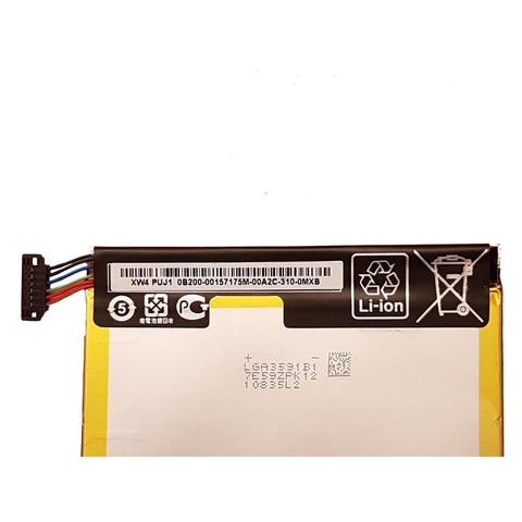 Original Asus Google Nexus 7 2nd Generation 2013 battery 3950 mAh C11P1303 - Batteries