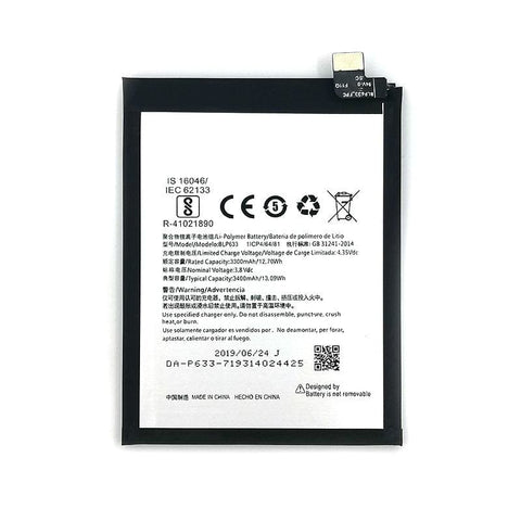 Image of Original BLP633 3400 mAh Battery Replacement for OnePlus 3T A3010 - No Tools - Batteries