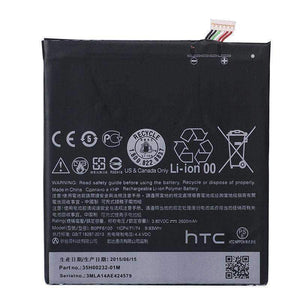 Original HTC Battery model B0PF6100 2600 mAh for Desire 820 - Batteries