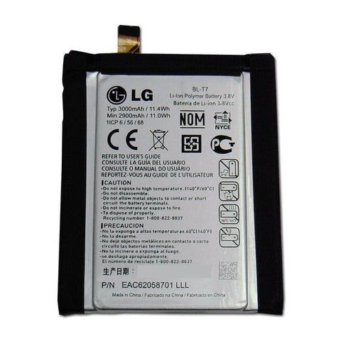 Original LG Optimus G2 BL-T7 Battery - Batteries