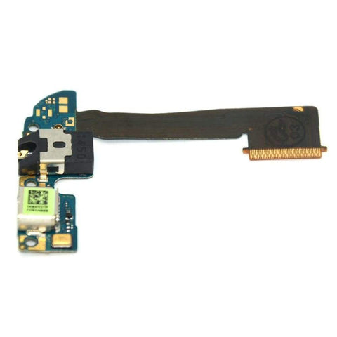 Original Micro USB Charging Port Dock Connector with Flex Cable for HTC One M8 - Charge Ports