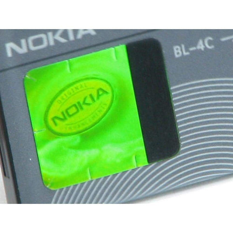 Image of Original Nokia BL-4C Battery 890 mAh - Batteries