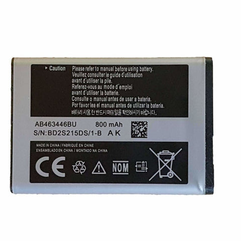 Image of Original Samsung Battery AB463446BU F258 i320 M150 M200 M310 M620 M3200 Beat S - Batteries