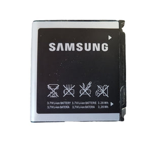 Original Samsung Battery AB533640CU 880 mAh for Helio Mysto SPH-A523 SGH-S366 - Batteries
