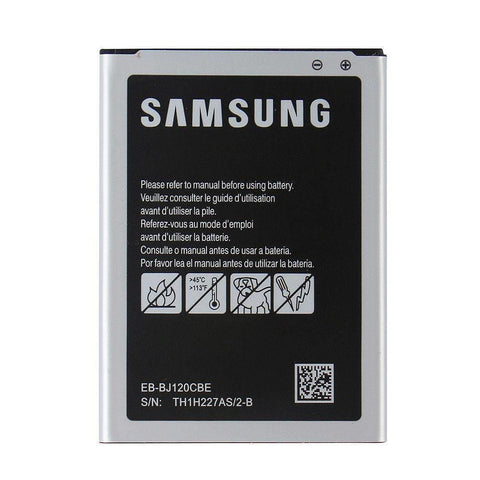 Original Samsung battery model EB-BJ120CBE for Galaxy J1 (2016) J120 Galaxy Express 3 J120A Galaxy Amp 2 - Batteries