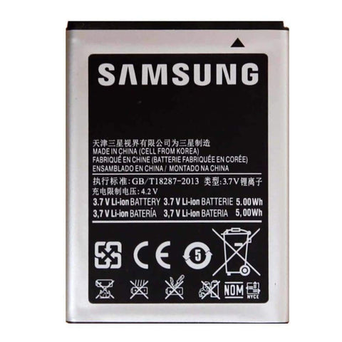 Original Samsung Galaxy Ace Battery for models S5830 S5660 GT-B7510 Battery model: EB494358VU Capacity: 1350 mAh - Batteries