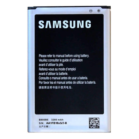 Image of Original Samsung Galaxy Note 3 III Battery - Batteries