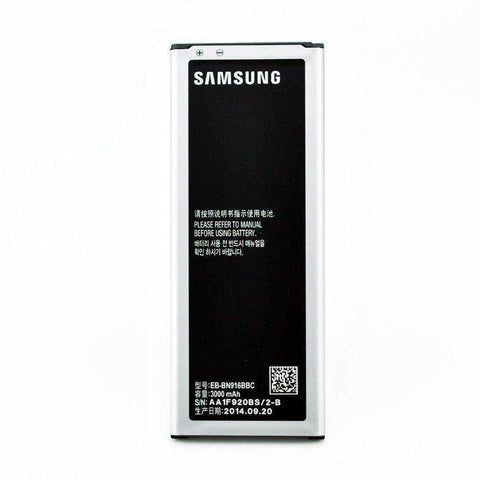Image of Original Samsung Galaxy Note 4 battery 3000 mAh for SM-N9100 Duos - Batteries