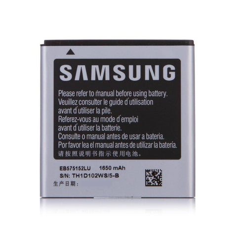 Original Samsung Galaxy S battery EB575152LU for Galaxy S Vibrant 4G SGH-T959V - Batteries