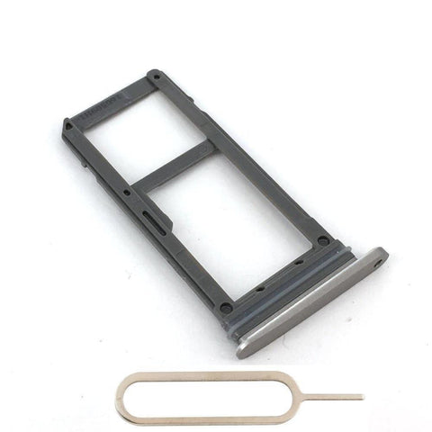 Original Samsung Galaxy S7 SIM Card Tray Holder with Eject Tool - Gold - SIM Card Tray