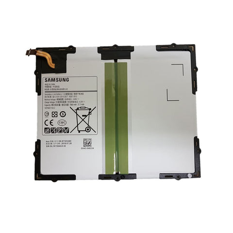 Image of OEM Samsung Galaxy Tab A 10.1 battery EB-BT585ABE 7800 mAh SM-T580 T585 + Tools - Batteries