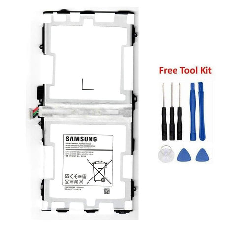 Original Samsung Galaxy Tab S battery 10.5 7900 mAh EB-BT800FBE - Batteries