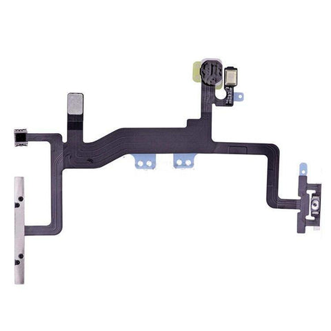 iPhone 6S 4.7 On Off Power & Mute Volume Control Button Switch Flex Cable - Power Switch