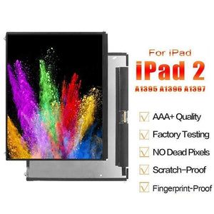 Premium Quality LCD Display Screen for iPad 2 9.7 A1395 A1396 A1397 - LCDs & Digitizers