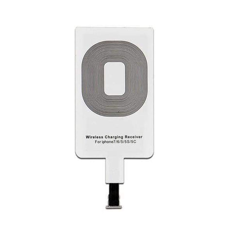 Image of Qi Wireless Charger Adapter Charging Receiver Type-C Micro USB iPhone - receiver iPhone - Wireless Chargers