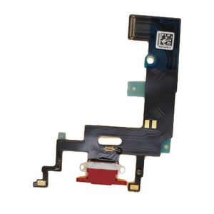 Red Charging Charge Port Lightning Connector for iPhone XR A1984 A2106 A2108 - No Tools