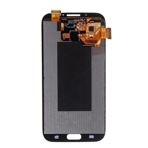 Image of Samsung Galaxy Note 2 LCD Display Digitizer Touch Screen Assembly Replacement - Gray - LCDs & Digitizers