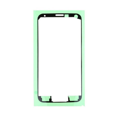 Image of Samsung Galaxy S5 Blue Front Glass Lens with Adhesive and Free Tools - Front Glass