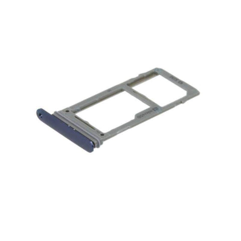 Samsung Galaxy S8 S8 Plus Blue Single SIM Card Tray - Parts
