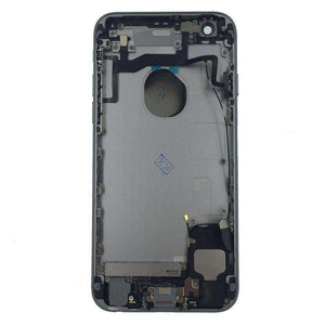 New iPhone 6S Back Housing Mid Frame Assembly with Cables Parts tools - Gray - Housing Assembly