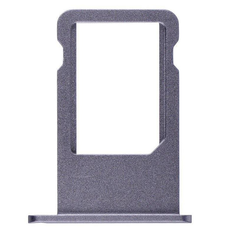 New iPhone 6S SIM Card Tray Holder Replacement with Eject Tool - Black - SIM Card Tray