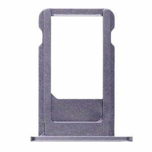 New Original iPhone 6S Plus 5.5 SIM Card Tray Holder with Eject Tool - Space Grey - SIM Card Tray