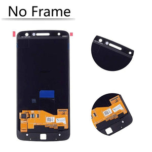 Super AMOLED LCD Touch Screen Digitizer for Motorola Moto Z Droid XT1650-03 - LCD's & Digitizers