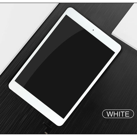Image of Touch Screen Digitizer + IC + Home Button for iPad Mini 1 & 2 - Black / White - LCDs & Digitizers