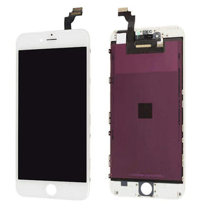 White LCD Touch Screen Digitizer Assembly for iPhone 6 Plus A1522 A1524 A1593 - LCDs & Digitizers