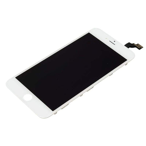 Image of White LCD Touch Screen Digitizer Assembly for iPhone 6 Plus A1522 A1524 A1593 - LCDs & Digitizers