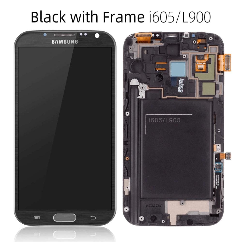Samsung Galaxy Note 2 LCD Pic1